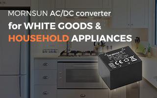AC/DC-Wandler 3-350W für Haushaltsgeräte