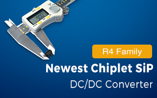 Newest Chiplet SiP DC/DC Converter