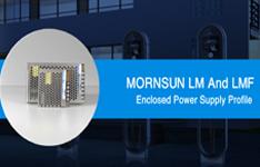 Mornsun 35-350W AC/DC Enclosed Switching Power Supplies