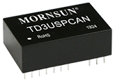 MORNSUN_Signal Isolation-Transceiver Module_Protocol Conversion Module