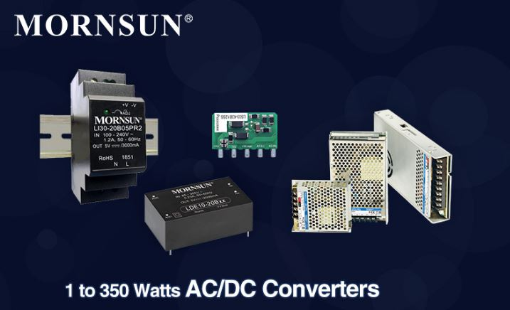 1-350W AC/DC Converters