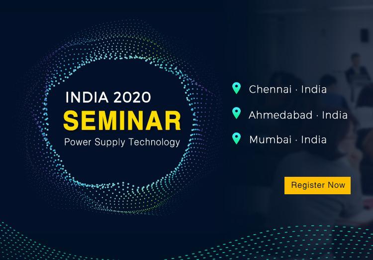 India Seminar in Q1 2020