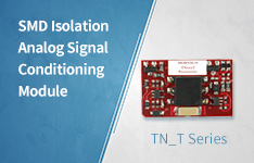 SMD Isolation Analog Signal Conditioning Module TN_T Series