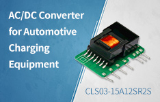 AC/DC Converter for Automotive Charging Equipment——CLS03_15A12SR2S