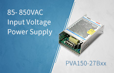 85- 850VAC Input Voltage Power Supply PVA150-27Bxx Series