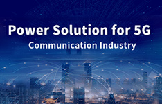 MORNSUN Power Solutions for 5G Wireless