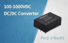 100-1000VDC Input DC/DC Converter——PV15-27BxxR3 series