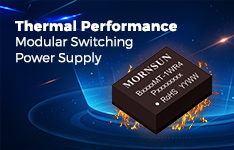 A Brief Introduction to Thermal Performance of Modular Switching Power Supply