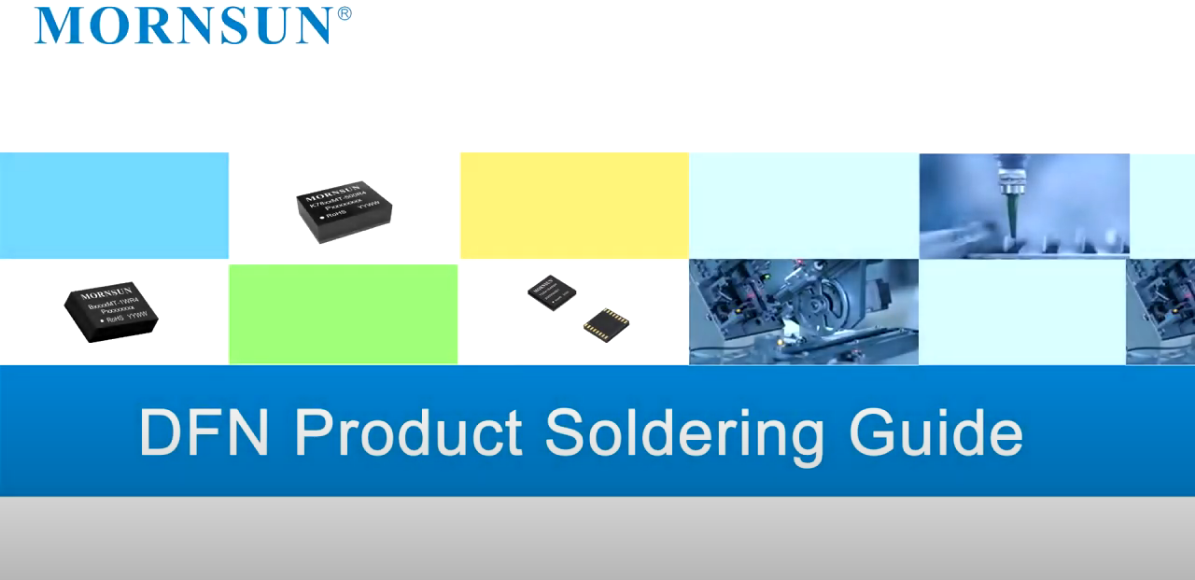 DFN Product Soldering Guide