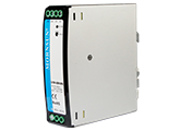 MORNSUN_AC/DC-Enclosed SMPS_Metal DIN Rail LI (75-150W)