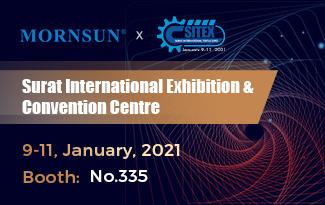Visit MORNSUN at SITEX EXPO 2021