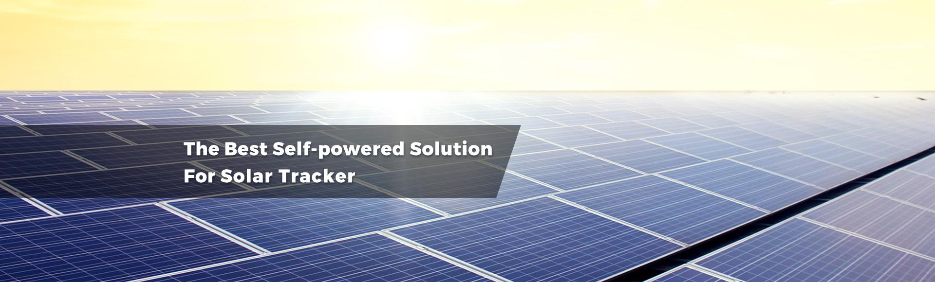MORNSUN self-powered power converter for solar tracker