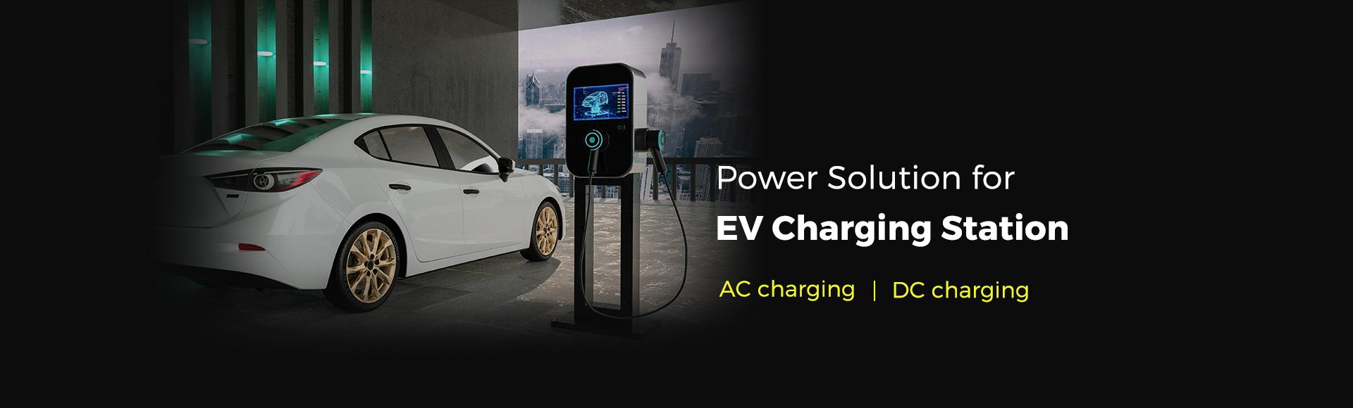 mornusn power converter for ev charging station