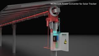 MORNSUN Power Converter for Solar Tracker
