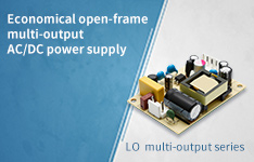 15-45W open-frame multi-output AC-DC power supply-- LOxx-10A/C/D series