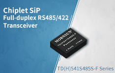 DFN package isolated RS485/422 Transceiver-TD(H)541S485S-F series