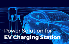 The State of the Global EV Market & EV Charging Stations Power Supply Solutions