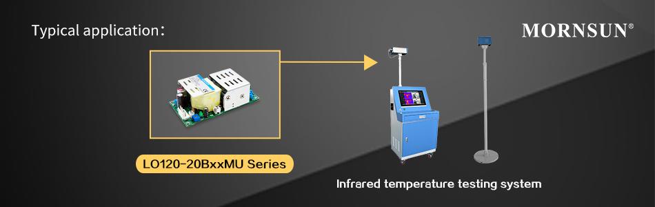 120W Open-frame Medical AC DC Converter LO120-20BxxMU.jpg
