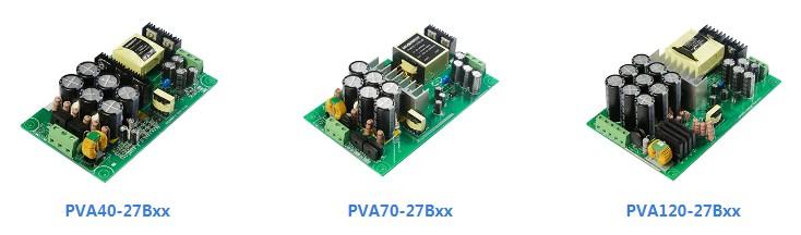 High Input Voltage Power Supply PVAxx-27Bxx Series