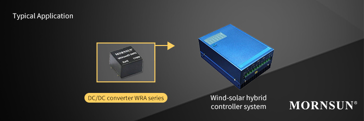 1-3W Ultra-compact Dual-output DC/DC Converter Application