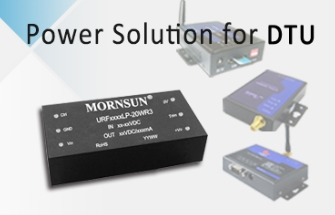 R3 DC/DC converter for DTU Application