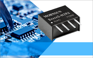 DC/DC Converter BxxxxS-W2R2 with High Efficiency at Light Load