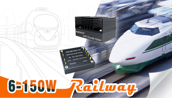 Railway Applications & Selection Guide --- DC/DC Converter Used on Rolling Stock