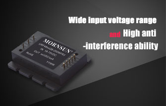 200W Ultra-wide Input Voltage, Isolated & Regulated Output DC/DC Converters URF48_QB-200WR3 Series