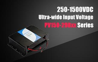 150W 250-1500VDC Ultra-wide Input Voltage DC/DC Module - PV150-29Bxx Series