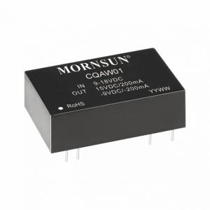 MORNSUN_Driver - LED/IGBT Driver(SiC/GaN)_CQAW01