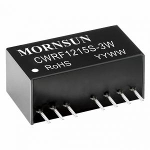 MORNSUN_DC/DC-Wide Input_SIP (1-10W)_CWRF1215S-3W