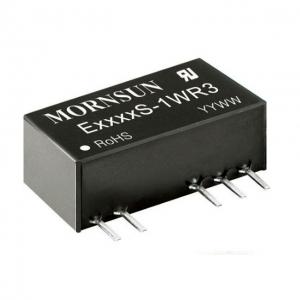 MORNSUN_DC/DC-Fixed Input_SIP/DIP Unregulated Output (0.25-3W)_E05_S-1WR3