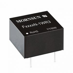 MORNSUN_DC/DC-Fixed Input_SIP/DIP Unregulated Output (0.25-3W)_F05_N-1WR3