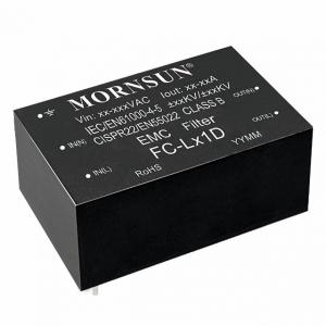 MORNSUN_Auxiliary Module-Auxiliary Device_EMC Filter_FC-L01D