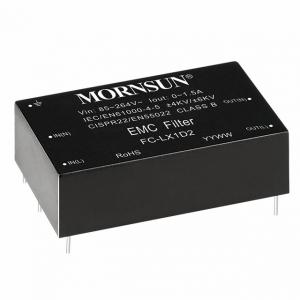 MORNSUN_Auxiliary Module-Auxiliary Device_EMC Filter_FC-L01D2