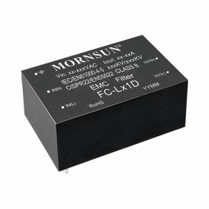 MORNSUN_Auxiliary Module-Auxiliary Device_EMC Filter_FC-LX1D