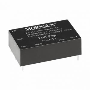 MORNSUN_Auxiliary Module-Auxiliary Device_EMC Filter_FC-LX1D2