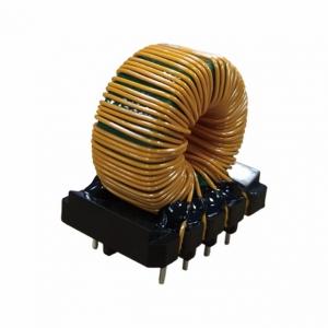 MORNSUN_Auxiliary Module-Auxiliary Device_Common Mode Filter_FL4D-Z8-302-XJ