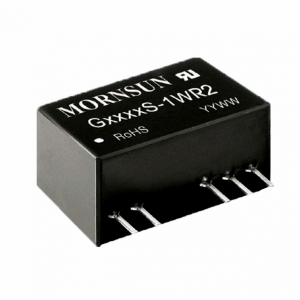 MORNSUN_DC/DC-Fixed Input_SIP/DIP Unregulated Output (0.25-3W)_G_S-1WR2