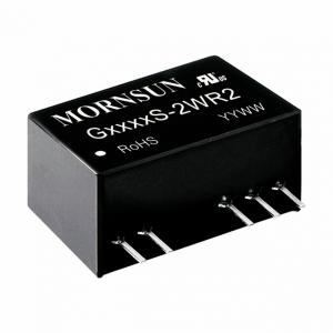 MORNSUN_DC/DC-Fixed Input_SIP/DIP Unregulated Output (0.25-3W)_G_S-2WR2