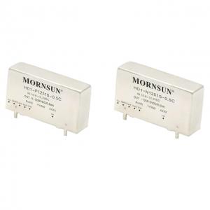 MORNSUN_DC/DC - High Voltage Output_HO1-P(N)xxxxS-0.5C