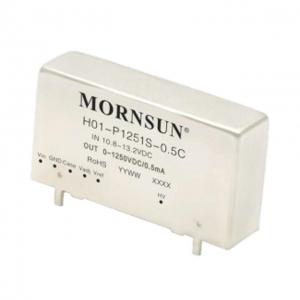 MORNSUN_DC/DC-High Voltage Output_Output Voltage ≤1KV_HO1-P(N)xxxxS-0.5C