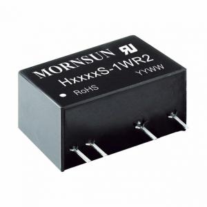 MORNSUN_DC/DC-Fixed Input_SIP/DIP Unregulated Output (0.25-3W)_H_S-1WR2