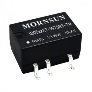 MORNSUN_DC/DC-Fixed Input_SMD Regulated Output (0.75-1W)_IB05_XT-W75R3-TR