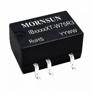 MORNSUN_DC/DC-Fixed Input_SMD Regulated Output (0.75-1W)_IB05_XT-W75R3