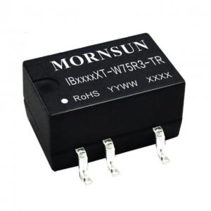 MORNSUN_DC/DC - Fixed Input_IB_XT-W75R3-TR