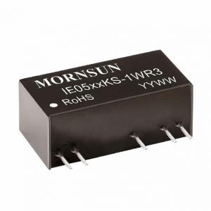MORNSUN_DC/DC-Fixed Input_SIP/DIP Regulated Output (0.75-1W)_IE05_KS-1WR3