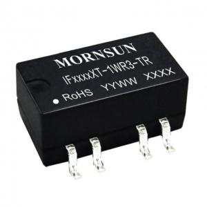MORNSUN_DC/DC-Fixed Input_SMD Regulated Output (0.75-1W)_IF_XT-1WR3-TR