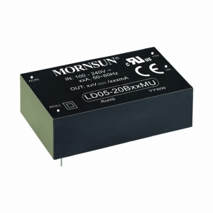 MORNSUN_AC/DC-On-board_LD (1-60W)_LD05-20BxxMU