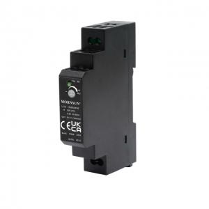 MORNSUN_AC/DC-Enclosed SMPS_Plastic DIN Rail LI (15-150W)_LI15-20BxxPR2